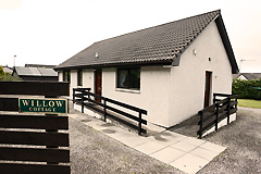 Willow self catering cottage